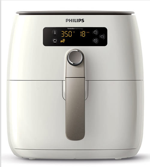 【 現貨 】 Philips 飛利浦氣炸鍋 TurbotStar渦輪氣旋健康氣炸鍋HD9642