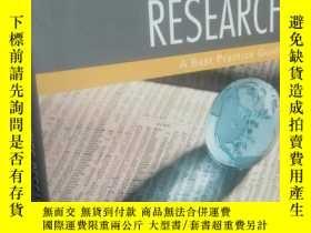 二手書博民逛書店writing罕見securities research(寫作證