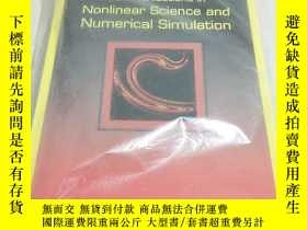 二手書博民逛書店【外文雜誌】COMMUNICATIONS罕見IN NONLINEAR SCIENCE AND NUMERICAL