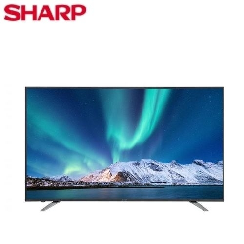【SHARP夏普】70吋 4K聯網電視《4T-C70BJ1T》全新原廠保固