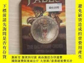 二手書博民逛書店FABLE:THE罕見BALVERINE ORDER【015】Y