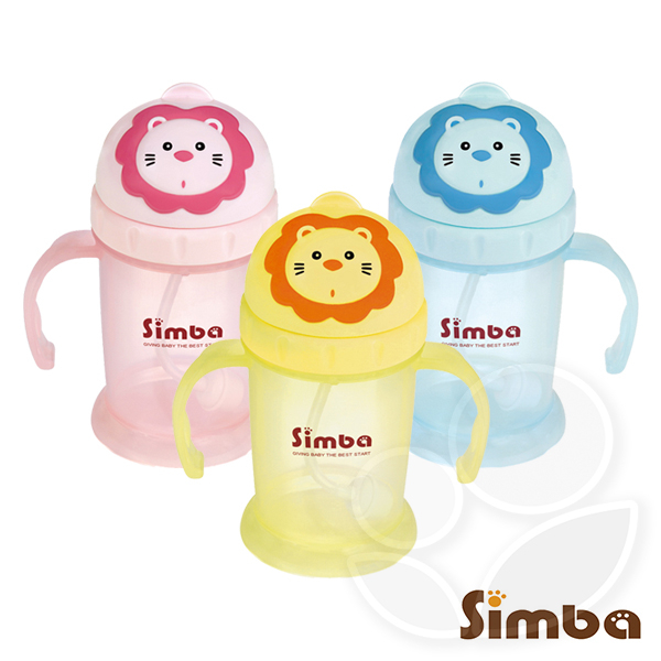 Simba 小獅王辛巴 辛巴滑蓋樂活杯240ml-3色可選【佳兒園婦幼館】