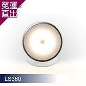 人因科技 LS360W磁吸式護眼/行動/感應 三合一LED燈 LS360W【免運直出】