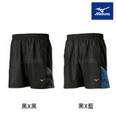 Mizuno 美津濃 黑 藍 迷彩 男 慢跑短褲 路跑 運動休閒 褲 J2TB705290 J2TB705291