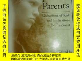 二手書博民逛書店CHILDREN罕見OF DEPRESSED PARENTS17
