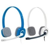 [富廉網] 羅技Logitech 立體聲耳機麥克風 H150