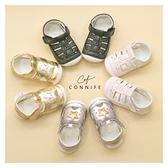 4款CONNIFE可妮妃 寶寶鞋 護趾學步鞋 學步涼鞋 防踢防滑舒適軟底 男女嬰兒鞋 小童 G3036 H6189