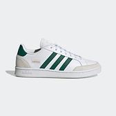 Adidas Neo Grand Court Se [FW6688] 男鞋 運動 休閒 慢跑 網球 復古 愛迪達 白 綠