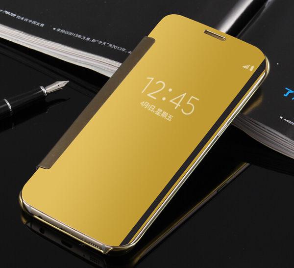 Xiaomi 小米 Note 2 半透鏡面保護套 防刮側翻皮套 免翻蓋接聽 原裝同款 超薄簡約 手機套 手機殼