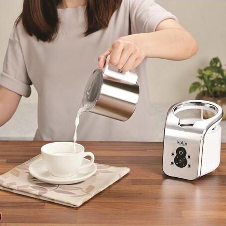 歌林kolin 奶泡機 KCO-LNM02 304不鏽鋼磁吸式奶泡機 | OS小舖