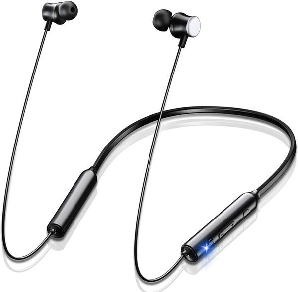 【日本代購】最新版RT 5.0 耳機最長連續播放20小時運動無線耳機IPX7防水搭載磁鐵Hi Fi高音質