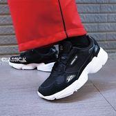 【現貨折後2999】 adidas 老爹鞋 Falcon W 黑 白 皮革鞋面 復古 老爺鞋 運動鞋 女鞋 B28129