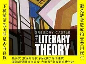 二手書博民逛書店The罕見Literary Theory HandbookY255562 Gregory Castle Wil