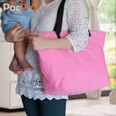 媽咪包大號手提媽咪包多 母嬰包媽媽包外出包便攜包大容量單肩包~韓國 週~