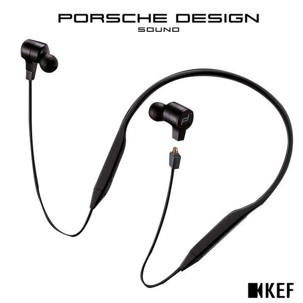 ◤官網登錄 限時贈送隨身碟◢★Porsche Design聯名款★英國KEF MOTION ONE【純黑色】藍牙入耳式耳機