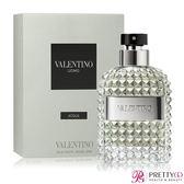 Valentino Uomo 迷漾男性淡香水(75ml)-加贈隨機小香-公司貨【美麗購】