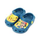 寶可夢 立體造型園丁鞋 藍 PA1722...