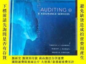 二手書博民逛書店Auditing罕見& Assurance ServicesY15335