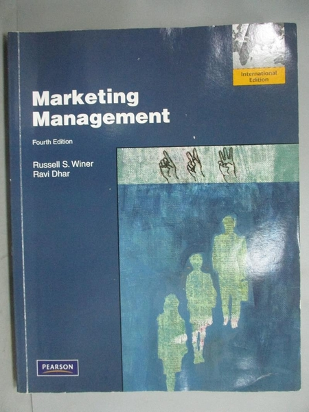 【書寶二手書T9/大學商學_ZCK】Marketing Management_Russell S Winer