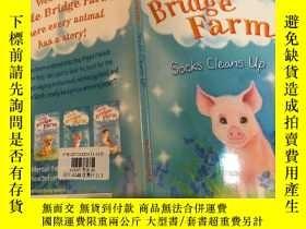 二手書博民逛書店little罕見bridge farm 小橋農場Y200392 不祥
