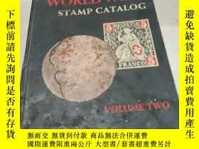 二手書博民逛書店MINKUS罕見NEW WORLDWIDE STAMP CATA
