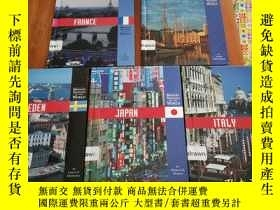 二手書博民逛書店Modern罕見Nations of the World:(Finland ;FRANCE; SWEDEN; JA
