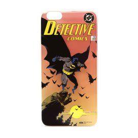 【漢博商城】86hero DC Comics  iPhone 6 Plus 透明硬式保護殼 - 蝙蝠俠