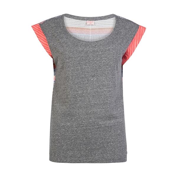 PROTEST 女 短袖T恤 (貝殼白) RADICAL T-SHIRT