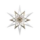 北歐輕奢鐘錶掛鐘客廳家用時尚藝術創意掛表靜音現代網紅簡約時鐘