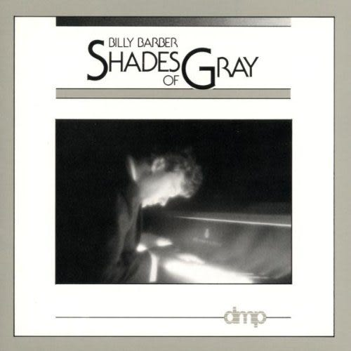 停看聽音響唱片】【CD】BILLY BARBER SHADES OF GRAY