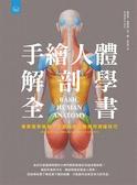 手繪人體解剖學全書:專業醫學解剖+文藝復興立體幾何繪畫技巧
