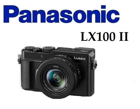 名揚數位 Panasonic LX100 M2 LX100 II (分12/24期0利率) 登錄送BLG10(原電)+32G+原廠記憶卡套*1(06/30)