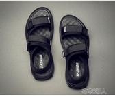 男士涼鞋2020夏季新款潮流軟底兩用外穿沙灘鞋越南涼拖鞋男羅馬鞋 布衣潮人