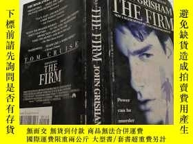 二手書博民逛書店THE罕見FIRM (黑色豪門企業)外文版Y200392