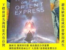 二手書博民逛書店Murder罕見on the orient expressY11