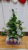 聖誕樹40cm裝飾聖誕樹(銀),聖誕佈置/聖誕節/聖誕裝飾/桌上型迷你聖誕樹【X454073】節慶王