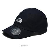 THE NORTH FACE 北臉 NORM HAT 深藍色 老帽 白LOGO 基本款 (布魯克林) NF0A3SH3RG1