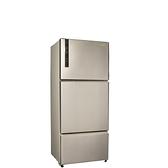 【南紡購物中心】聲寶【SR-B53DV(Y6)】530公升三門變頻冰箱香檳銀