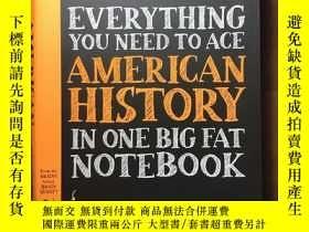 二手書博民逛書店Everything罕見you need to ace American history in one big n