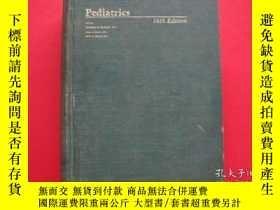 二手書博民逛書店Pediatrics罕見16th Edition 兒科學第16版Y8298 Pediatrics 16th E