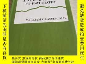 二手書博民逛書店Reality罕見Therapy—A New Approach to PsychiatryY14197 不會翻