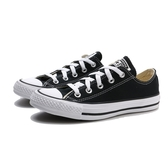 CONVERSE CHUCK TAYLOR ALL STAR OX 黑 帆布鞋 低筒 女 (布魯克林) M9166C
