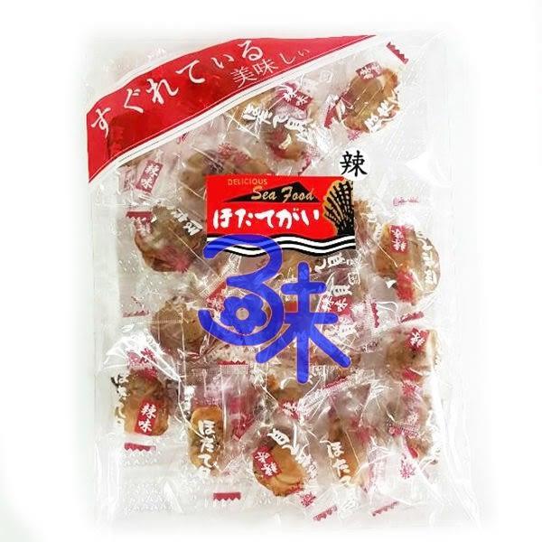 (日本) 磯燒干貝糖-辣味 1包 150 公克(帆立貝干貝糖 北海道干貝糖 磯燒帆立貝干貝)