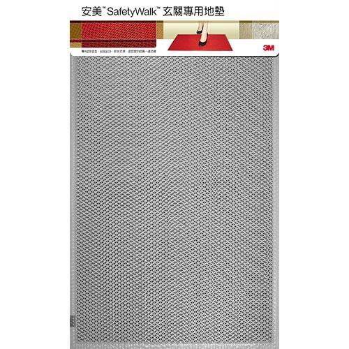 3M 安美止滑墊-灰色(45*75cm)【愛買】