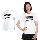 PUMA 女流行系列短袖T恤(慢跑 路跑 免運 ≡排汗專家≡