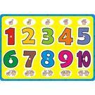 數字點點名 益智學習手抓板  | OS小舖