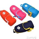大容量筆袋站立式可變筆筒男女學生筆袋文具盒桌面筆筒收納包 交換禮物