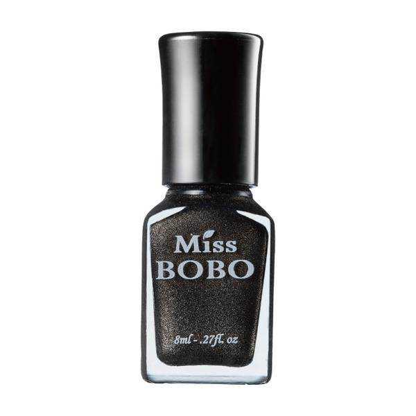 Miss BOBO水性可剝磁力指彩 星蝕黑洞