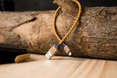 【最佳禮品】alto Braided Lightning 皮革編織 Cable - 焦糖棕/胡桃木 Apple MFI 認證 iPhone iPad 充電線 傳輸線