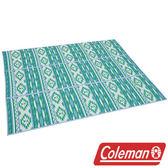 Coleman 綠松石地毯 帳蓬內墊地毯 露營|帳篷 CM-21809